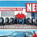 Sommerreifen für SUV – Test 2014